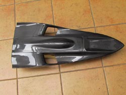 ESSENZ Racing MONO2 Carbon Fiber Boat ARTR