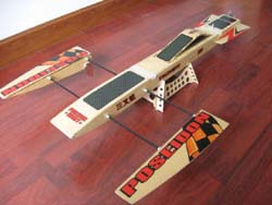 Outrigger rc boat plan Here | Jonni