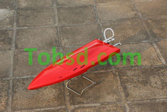 Mono1 Fiber Glass Resin Arrow 3 Boat ARTR