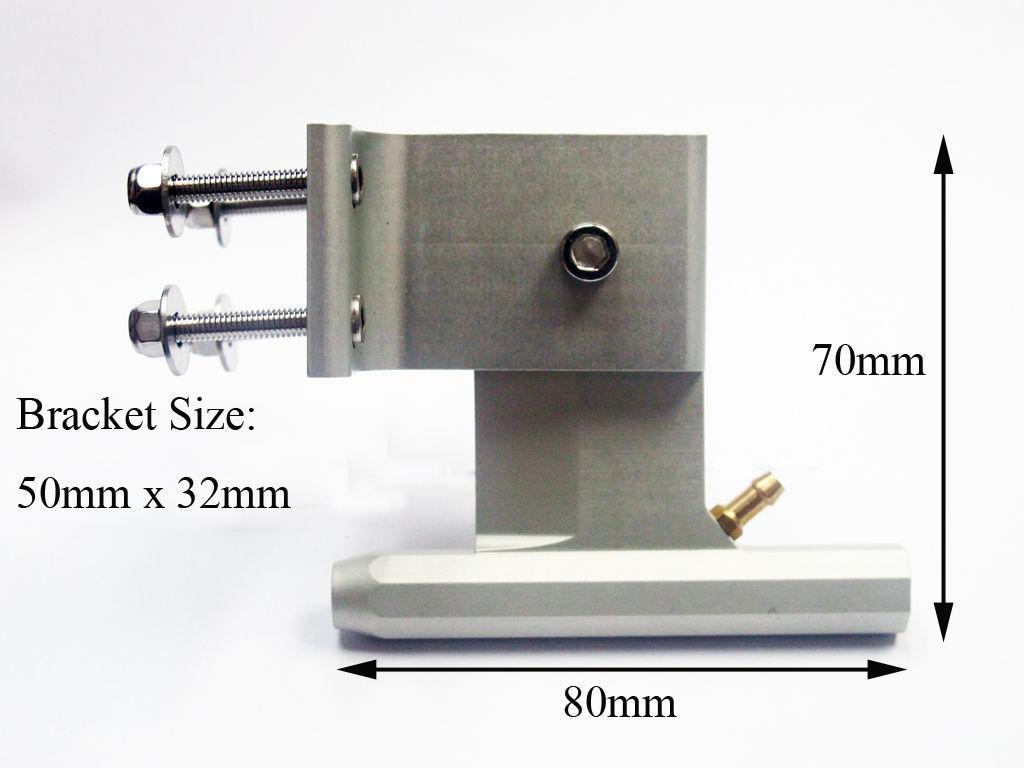 Aluminum Strut (T80) for 1/4