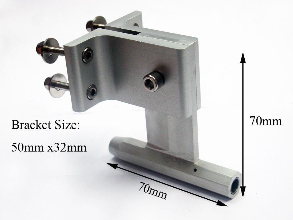 Aluminum Strut (T70) for 1/4