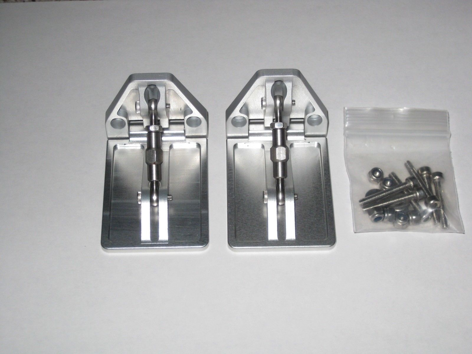 Trim Tabs for fast electric rc boat 2016NEW Version