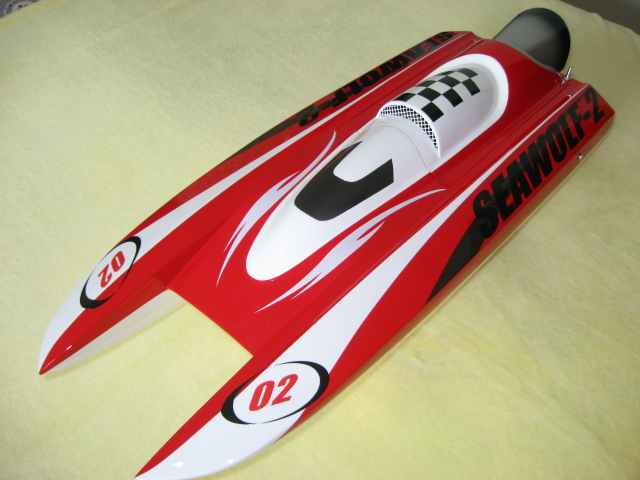 Lightning Racing Rc Boat ARTR 32