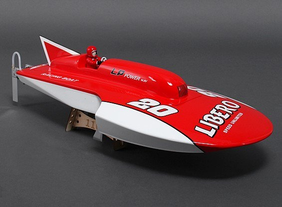 Libero High Speed Racing Boat ARTR (675mm)