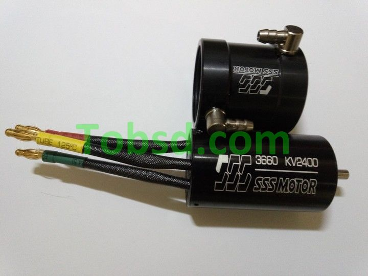 540size SSS BL3660 brushless motor Come with Water Cool