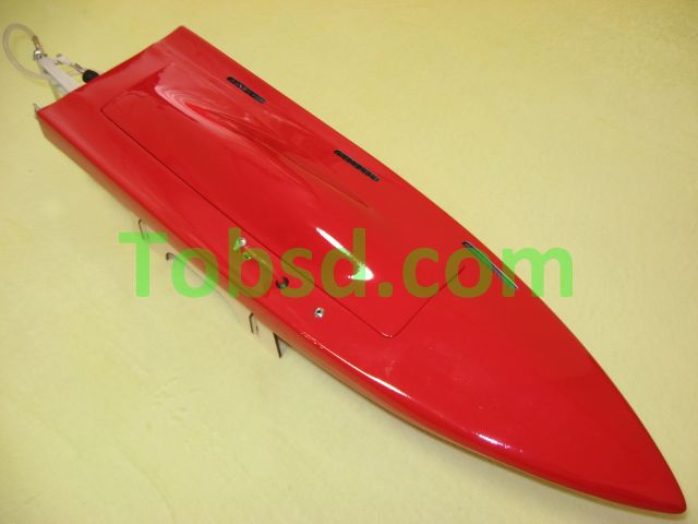 Mono1 Fiber Glass Resin M5 Rc Boat kit