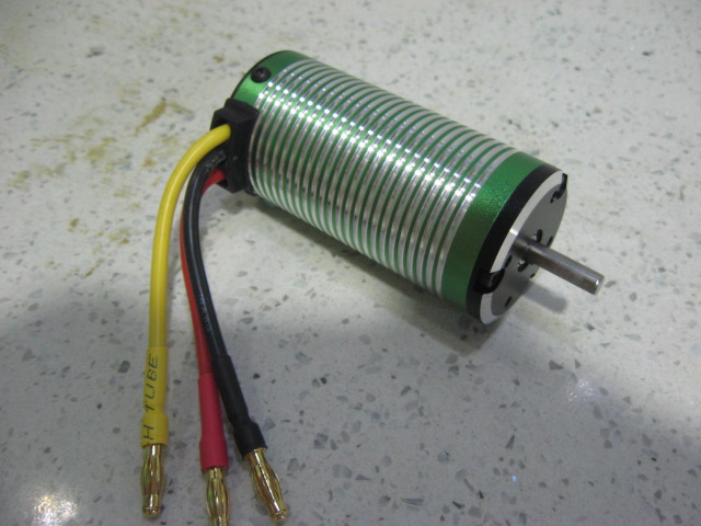 540size X-T BL3674 brushless motor Come with Water Cool