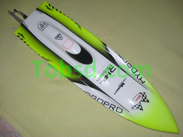 SharkIII  Mono1 Epoxy  Boat kit